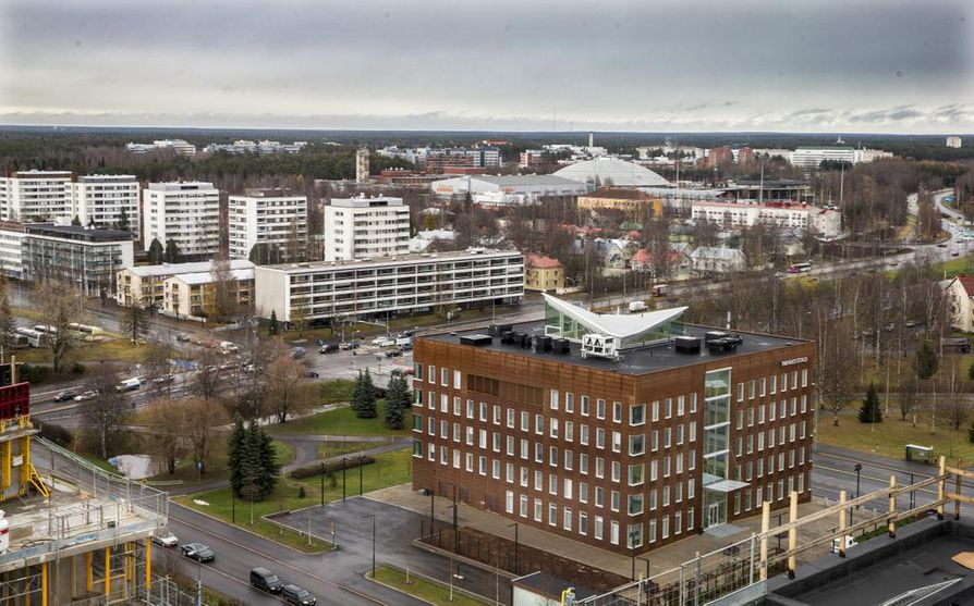 Oulun kaupungissa on nyt yli 200 000 asukasta.