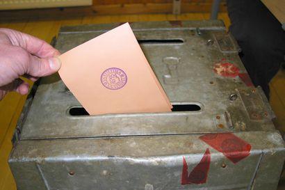Vesa Riekki suosituin nuorisovaaleissa – nuoret äänestivät valtuuston Pudasjärvelle