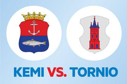 Miksi Kemin kaupungin henkilöstömenot ovat miljoonia euroja suuremmat kuin Tornion, jossa on enemmän asukkaita?