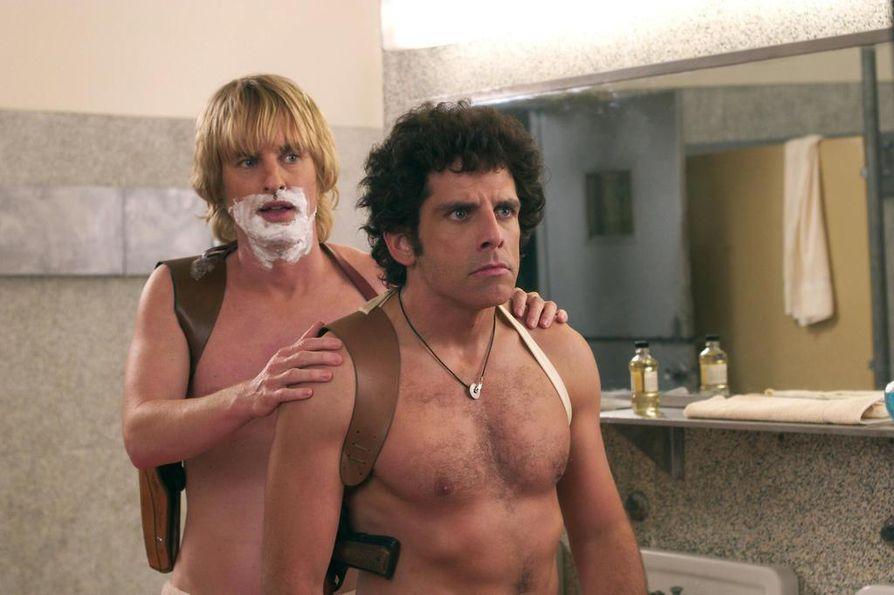 Starsky & Hutch on toimintakomedia poliiseista. Pääosissa ovat Ben Stiller ja Owen Wilson.