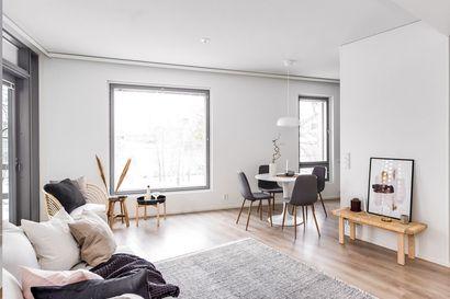 Muuttovalmis uusi asunto kiinnostaa ostajia
