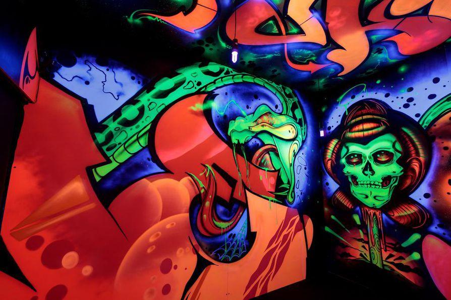 Oulun taidemuseossa avataan perjantaina graffititaiteeseen keskittyvä näyytely.