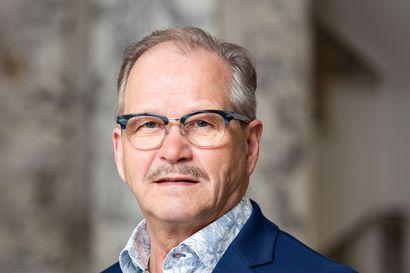 """Kansanedustaja Raimo Piirainen: """"Kunnissa tuotettavien terveyspalveluiden saatavuutta ja laatua pitää nostaa, koska sillä voimme vähentää kalliiden erikoissairaanhoidon palveluiden käyttöä"""""""