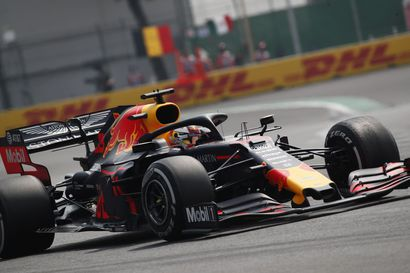 Verstappen nopein Austinin avausharjoituksessa – Räikkönen 13:s, Bottas 17:s