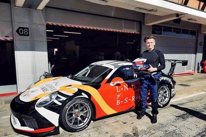 Jukka Honkavuori ehti testata Zandvoortin uuden radan ennen kuin palasi kotiin