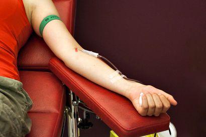 Veren tarve sairaaloissa vähenee: taustalla kaksi isoa muutosta - luovuttajia tarvitaan silti edelleen