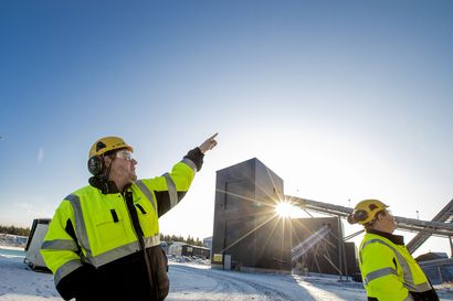 Toimintavaikeuksiin ajautunut Mattilanperän kultakaivosyhtiö löysi vielä luottoa rahoittajilta
