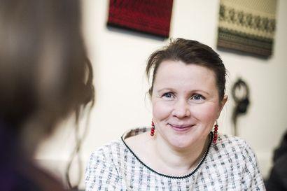 Akateemista arkea: Maria Huhmarniemeä itketti, kun hän kertoi luennolla Pajalan kaivoksesta