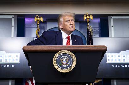 Trumpin kiistellyn Kenoshan-visiitin ohjelmaan ei kuulu selkään ammutun miehen perheen tapaamista