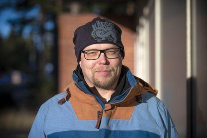 """Raahen uusi tekninen johtaja on Jarkko Vimpari - """"Omasta puolestani homma on jo selvä"""""""