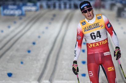 Kuvagalleria: Suomalaiset jäivät Rukalla lauantaina palkintopallin ulkopuolelle