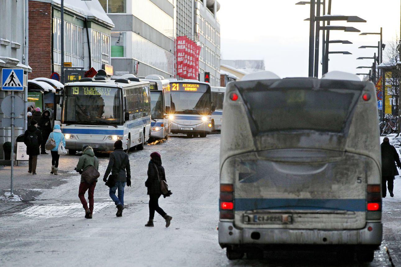 Ruskon aluetta palveleva bussilinja aloittaa tammikuussa 2022 – linjalla liikennöidään talvikausina arkisin 60 minuutin vuorovälillä