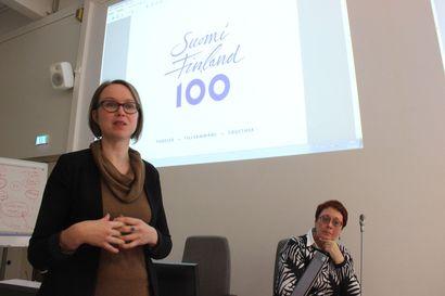 Suomi 100 -aluetukea haettavana eri hankkeisiin