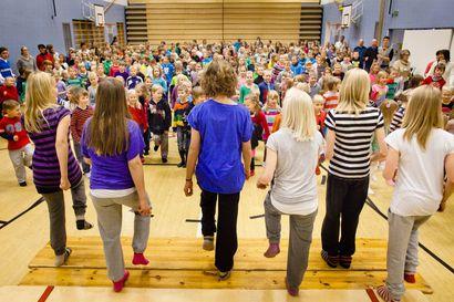 Move! -mittaustulokset Lapissa karua luettavaa: lasten fyysinen kunto keskiarvoa heikompi kautta linjan