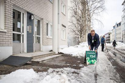 Vuokra-asuntoja saattaa olla Rovaniemellä pian ennätysmäärä: sadat Airbnb-asunnot tyhjenivät koronan takia, vuokratkin voivat nyt laskea