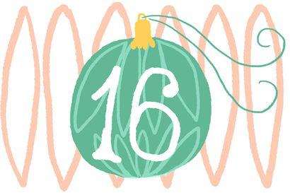 Lapin Kansan Joulutarina: Tonttukansan lahja, luukku 16