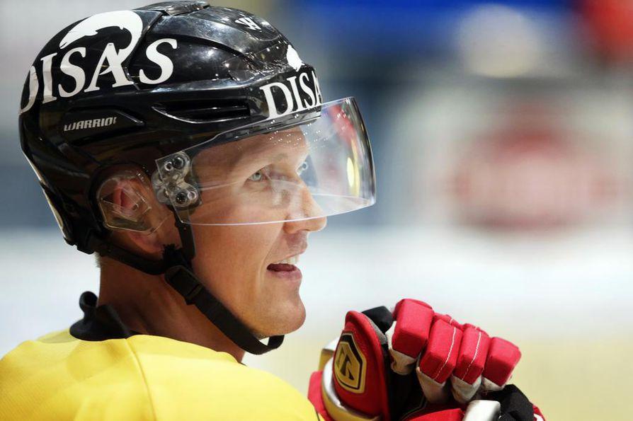 Joni Pitkänen.