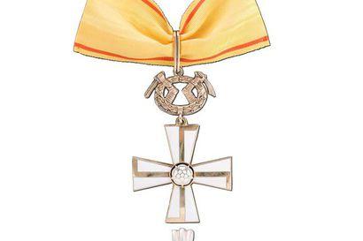 Vapaudenristin ritarikunnan kunniamerkkien saajat julkistettiin – Katso listaus tästä