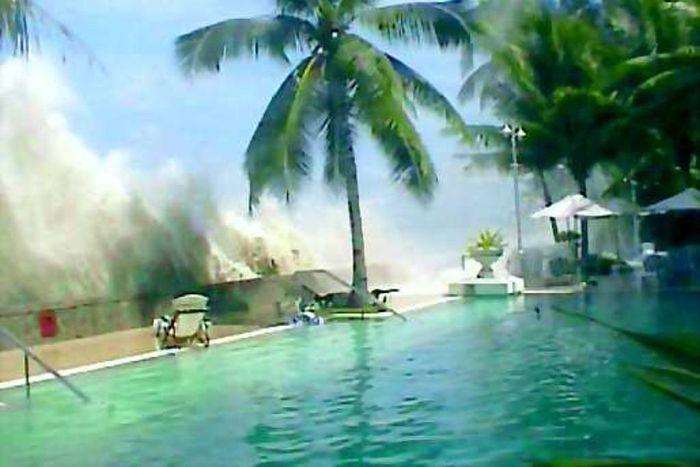 Intian Valtameren Maanjäristys 2004