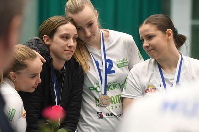 Pölkky Kuusamo antaa arvon hopealle - aikoo rakentaa ensi kaudeksi vielä kovemman joukkueen