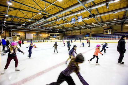 Raahen jäähalli nimettiin uusiksi Raahe-Kiekon sponsorin mukaan