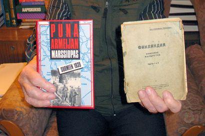 Talvisodan syttymisestä tuli marraskuun lopussa 80 vuotta – puna-armeijan marssiopas vuodelta 1939 kertoo Neuvostoliiton suunnitelmista