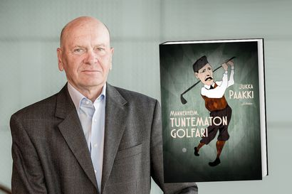 Jukka Paakin teos paljastaa Mannerheimin intohimoisen golfharrastuksen