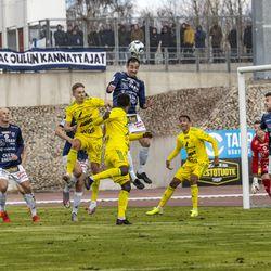 """AC Oulu voi ottaa lauantain otteluun yleisöä – lohkoihin mahtuisi noin 300–350 katsojaa: """"Meidän haasteemme on tietenkin se, ketkä ihmiset otetaan sisään"""""""