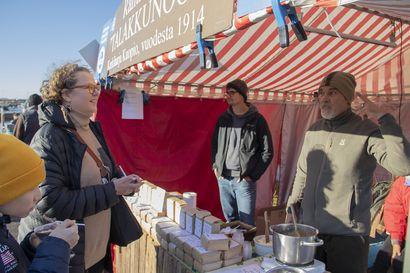 Hailuodon Siikamarkkinoita vietetiin viikonloppuna