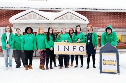 Koulutus- ja rekrytointimessuja vietetään Sodankylässä keskiviikkona –  messut ovat monen opiskelijan taidonnäyte