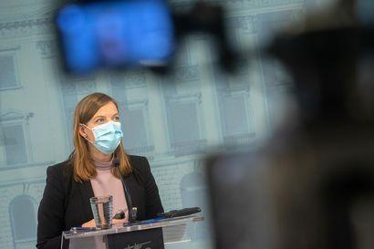 Vasemmistoliiton Andersson: Työttömyysturvan suojaosa pysyvästi 500 euroon ja irtisanomiskorvaus työuran pituuden perusteella