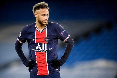 Neymar teki jatkosopimuksen ranskalaisjätti PSG:n kanssa - pesti jatkuu vuioteen 2025