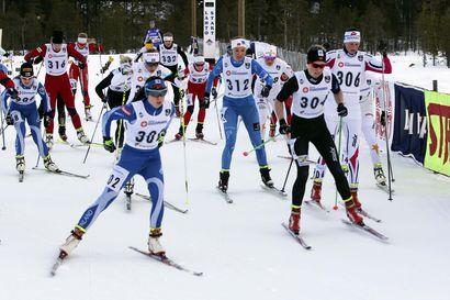 Hiihdon Skandinavia Cupia hiihdetään Rovaniemellä joulukuussa
