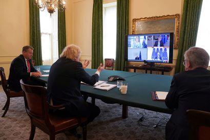 Brexitin jälkeisestä sopimuksesta ei takeita: EU ja britit vääntävät valtiontuista ja kalastuksesta – Kauppasopua ei meinaa löytyä, kuten brexit-poliitikot mahtailevasti lupailivat