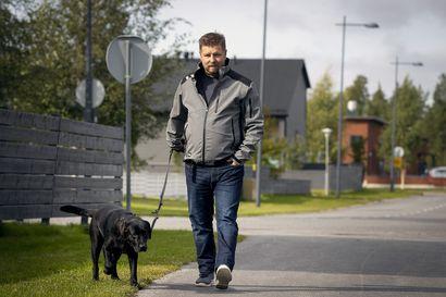 """Perussuomalaisten Jani Törmi haluaa tuoda valtuustoon hyvää keskustelukulttuuria – """"Asiat riitelevät, ihmiset eivät"""""""