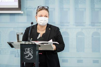 STM järjesti infotilaisuuden kasvomaskeista, taustalla maskeista noussut kohu ja julkinen keskustelu – katso  tallenne tilaisuudesta
