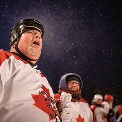 """""""Kaverit eivät millään meinanneet uskoa tätä, luulivat vitsiksi"""" – Rob Pepper ja yksitoista muuta kanadalaista matkustivat Rukalle pipolätkäilemään"""
