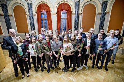 Nuoret voivat asettua ehdolle Oulun nuorisovaltuustoon syyskuun alusta alkaen – vaalit järjestetään sähköisesti loppuvuodesta