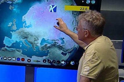"""Pekka Pouta käy läpi kesäkuun sääennustetta: """"Räntäjuhannus-vaihtoehto alkaa olla pois"""""""