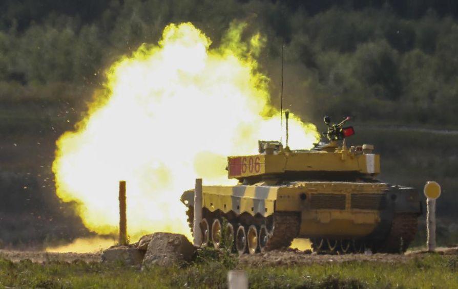Yhdysvaltain asevoimat ei ole enää merkittävin tekijä Aasiassa, sanoo tuore tutkimus. Kuvituskuva Kiinan sotavoimista.