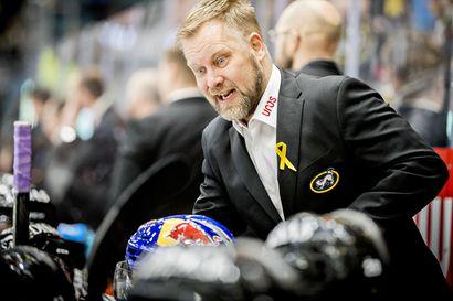 """Viimeisen kautensa Kärppien päävalmentajana aloittava Mikko Manner lupaa rohkeaa ja aggressiivista jääkiekkoa – """"Haluan jättää hyvän pelillisen leiman"""""""