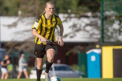 Oulu Nice Soccer ei ole liigassa, mutta ONS:n pelaajia pääsarjatasolla piisaa – Heini Toivonen yhdistää työn ja jalkapalloilun nyt pääkaupunkiseudulla