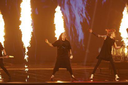Blind Channelin ensimmäinen esiintyminen Euroviisujen jälkeen järjestetään Kemissä