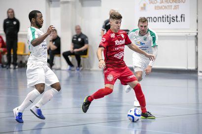 FC Kemi ja Tornion Palloveikot aikovat olla keväällä mukana futsal-liigan mestaruustaistelussa