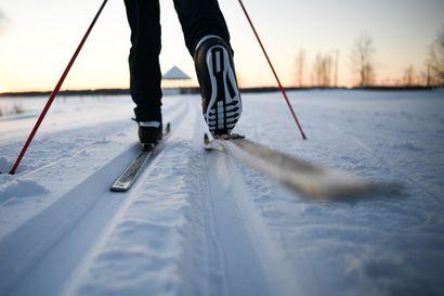 Joko sinä kiersit Hirvinevan hiihtämällä? Neljä kelkkamiestä pitää yllä kymmenien kilometrien latuverkostoa Oulaisissa