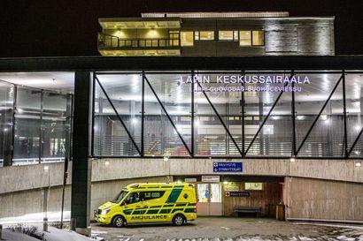 Lapin sairaanhoitopiirissä yksi uusi koronatartunta viikonloppuna – Kyse on Lapin keskussairaalan koronatapauksen perheenjäsenestä
