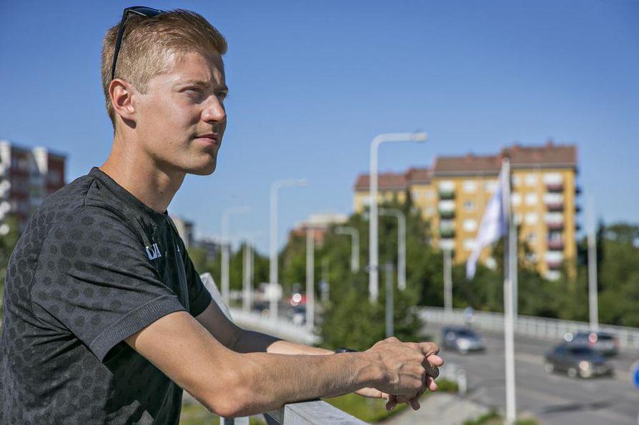 Janne Ukonmaanaho kertoi ennen Kalevan kisoja lopettavansa juoksu-uransa Raatissa pidettyjen kisojen jälkeen.