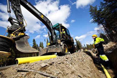 """""""Elpyminen luo tulevaisuuden uskoa kriisin keskellä"""" – Rovaniemellä rakennetaan omakotitaloja enemmän kuin viimeiseen viiteen vuoteen"""