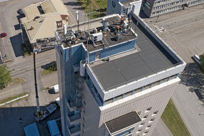Elisa laajensi 5G–verkkojaan Pohjois–Pohjanmaalla –korona–aika kiihdytti kasvua mobiilidatan käytössä
