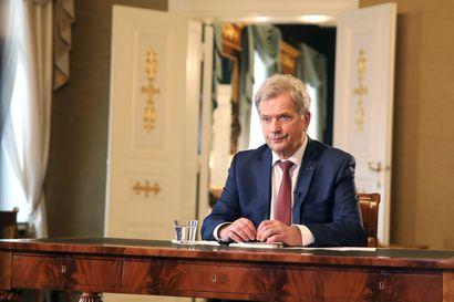Presidentti Niinistö altistunut koronavirukselle – tapaaminen Viron presidentin kanssa peruuntuu